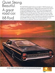 1968 Ford XL GT Convertible History
