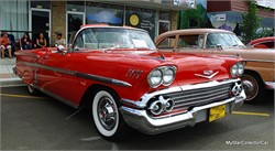 """1958 Impala Convertible–File it Under """"Always Wanted"""""""
