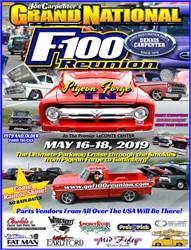 Joe Carpenter's Grand National F-100 Reunion