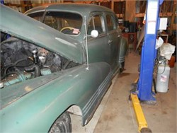 How Much Is An Original 1947 Pontiac Silver Streak Worth?