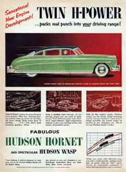 The Fabulous Hudson Hornets