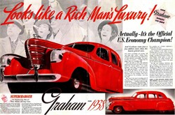 Brief History of the Graham Cars