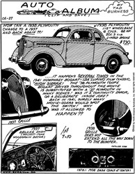 How Can A 1938 Plymouth Change To A 1937 And Back Again!