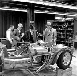 Zora Arkus-Duntov: The Man Who Imortalized The Corvette