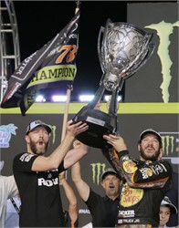 Opinion: Why NASCAR Needs To Change Its Champion Points System; The Sooner The Better