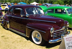 The 1948 Ford: A Car That Imbodies The Reasons Why Car People Build Old Rides