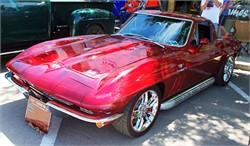1966 Corvette: More Go Then Show