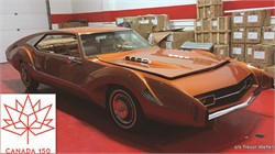 The 67-X: The Perfect Sesquicentennial Car