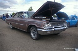 1963 1/2 Ford Galaxie: 427 Cubic Inches of Nasty