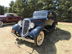 Ford on the Range - The Krinke Collection Auction Story