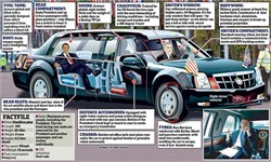 The History of Presidential Limos