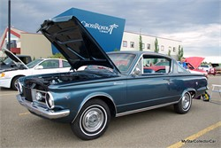 1965 Barracuda–This Car Just Couldn't Leave the Family