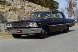 The 1963 Ford Galaxie Rum Runner Moves to Harrison. . .