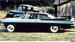 1957 Dodge Coronet Lancer