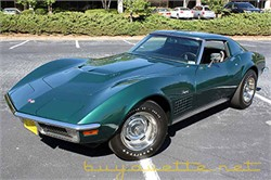 The Very Rare 1971 Corvette LS6 454 Cubic Inch V8 With 425 Horsepower