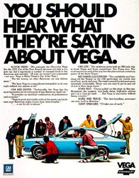 Was The 1971 Vega The Worst Car Ever?