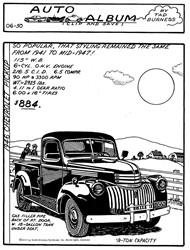 The Style Of The 1941-1947 Chevy Pickup