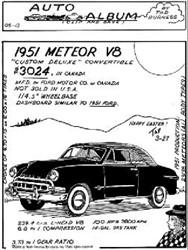 1951 Meteor V8