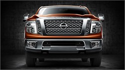 2017 Nissan Titan XD Crew Cab