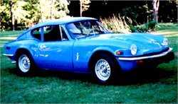 What Is The History And Value Of The 1973 Triumph GT6 MK3?
