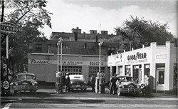 What Is The History Of Leonard Oil Company?