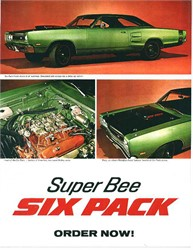 Top 10 Muscle Cars From The 1960s