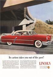 Lincoln Memories Past, Present, and Future