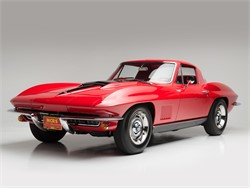 Corvettes, Corvettes and more Corvettes: Greg's Top Corvette Pick From The Classic Years