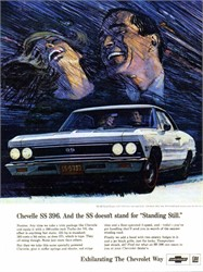 A Story About Greg's Buddy Ted Dauito And An Update On The 1967 Chevelle SS