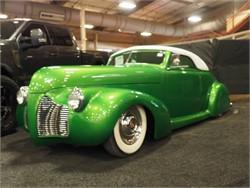 1940 Pontiac by Rick Dore