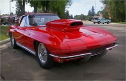 Modified Masterpiece: 1964 Corvette Mods Can Create A Brute Force Street Machine