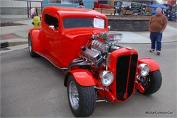 1934 Chevy Hot Rod: A Story Of Doing What You Can Afford