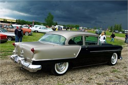 Picking Up The Pieces Of A 1954 Oldsmobile Super 88