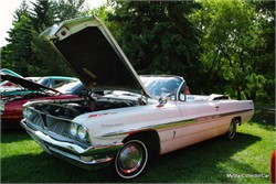 1961 Pontiac Parisienne Convertible: Chasing A Princess For Ten Years