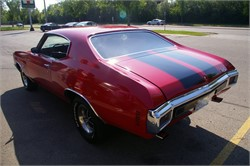 1970 Chevelle SS 454: A Second Chance At Love