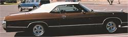 Finding Parts for a 1972 Ford LTD and a 1971 Ford Mustang Mach 1