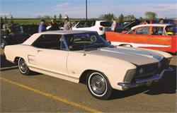 1964 Buick Riviera with a 425 Cubic Inch Buick 465 V-8