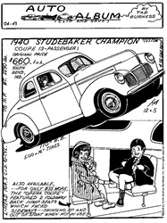The 1940 Studebaker Champion