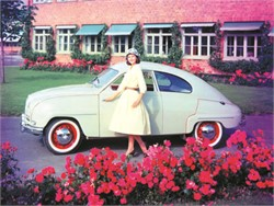 1950s Saabs That Sounded Like Bumblebees