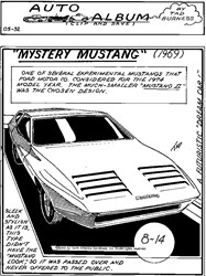 1969 Mystery Mustang
