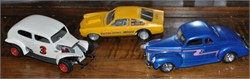 Building Model Cars in the 1950s and 1960s
