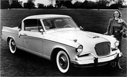 Was the Studebaker Golden Hawk Considered a Muscle Car?