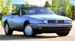 How Many 1993 Cadillac Allantes With The Northstar Engine Were Produced?