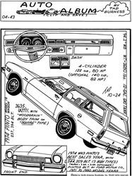 1974 Ford Pinto Wagon