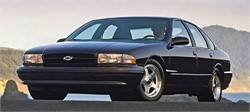 What Motor, Transmission, And Suspension Did The 1995 Chevy Impala SS Come With?