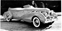 """History Of The """"Topper"""" Car: The Truth Behind One Of Americas Most Iconic Hollywood Cars"""