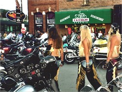 2020 Sturgis Motorcycle Rally in Full Throttle