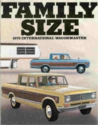 Past Memories Of The International Trucks & Checker Taxi Cabs