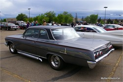 A Replacement 1962 Chevy With More Muscle