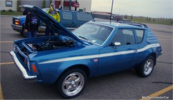 "The One That ""Almost"" Got Away: 1974 Gremlin X Levi Edition"
